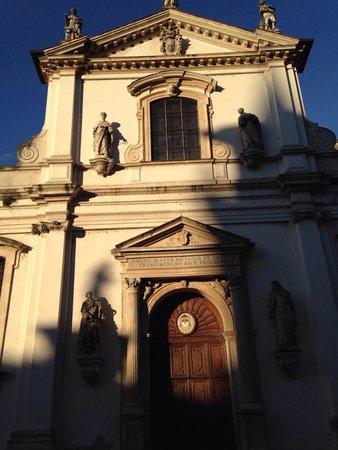 Chiesa di S.Maria in Foro (o dei Servi)