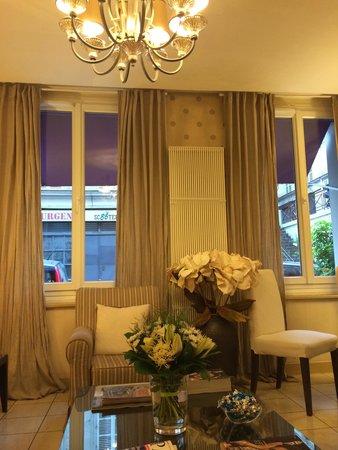 Bastille de Launay Hotel: Lobby