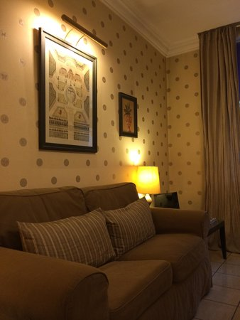 Bastille de Launay Hotel : Lobby