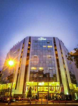 Hotel Jose Antonio Lima: fachada