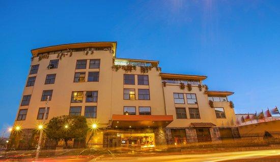 Hotel Jose Antonio Cusco: fachada