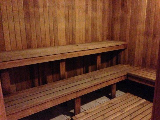 Sheraton Laval Hotel : Sauna