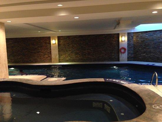 Sheraton Laval Hotel : pool