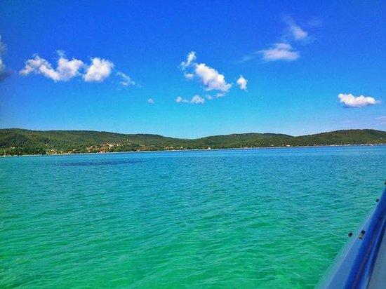 Ekies All Senses Resort: Η βόλτα με το σκάφος που σας έλεγα...