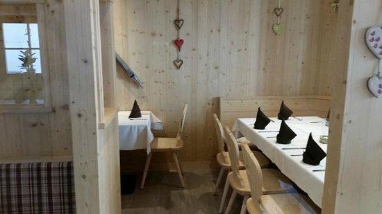 Restaurant Ratatouille: neue kleine schöne Stube-nuova piccola stube