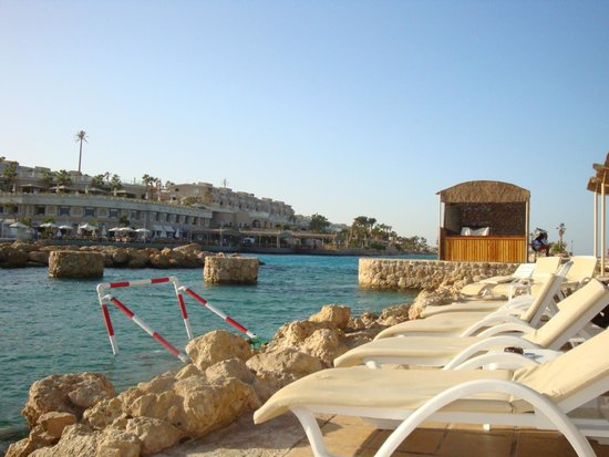 Citadel Azur Resort: Пляж
