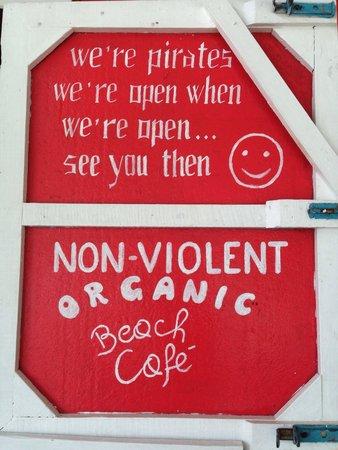 Puerto Pirata Deli: Such a sweet little café