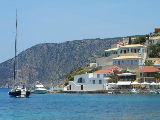 Cephalonia Palace Hotel: Assos - palce to live and love