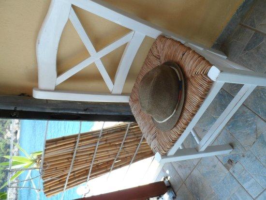 Cephalonia Palace Hotel: Assos - lovely restaurant