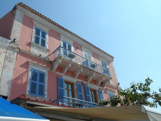 Cephalonia Palace Hotel: Fiscardo