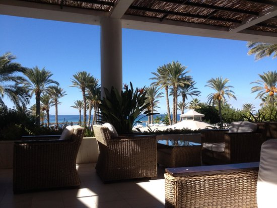 Constantinou Bros Athena Royal Beach Hotel: Hotel Gardens