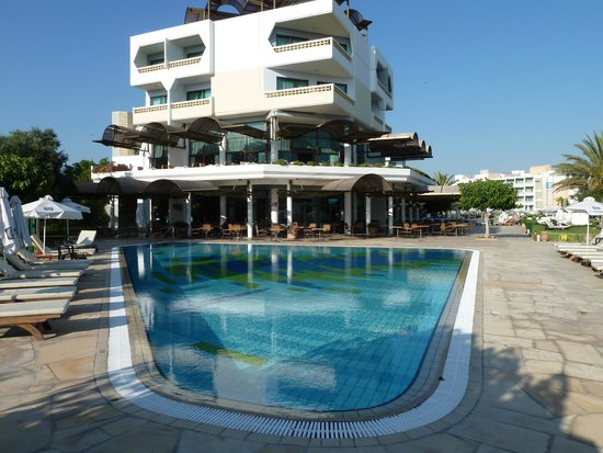 Constantinou Bros Athena Royal Beach Hotel: Athena Royal Beach Hotel One Of The Pools