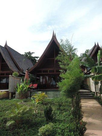 Kupu Kupu Phangan Beach Villas and Spa by l'Occitane: our villa