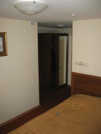 Nevskiy Hotel Moyka 5 : Вид в номере со стороны кровати