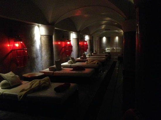 Les Jardins de La Koutoubia: The spa