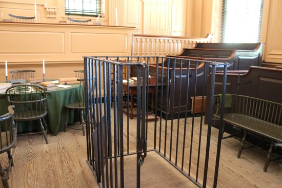 Independence Hall: Ind Hall
