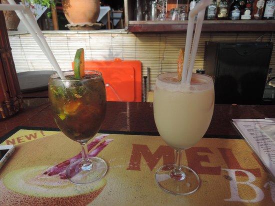 Kupu Kupu Phangan Beach Villas and Spa by l'Occitane : great cocktails