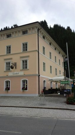 Gasthof Post Huttau