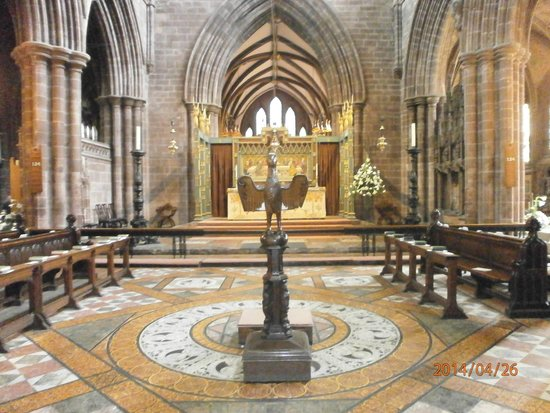 Chester Cathedral: сити-холл