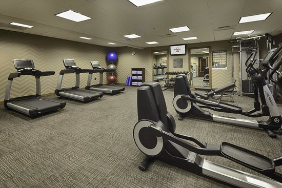 Residence Inn Pullman : On-site Fitness Center