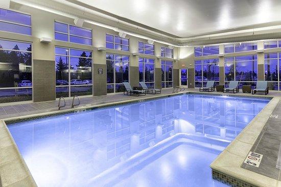 Residence Inn Pullman : Heated indoor pool and whirlpool