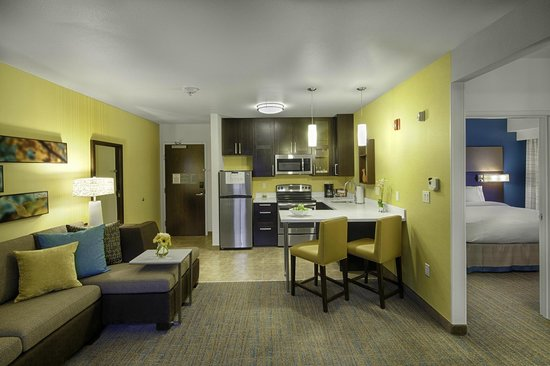 Residence Inn Pullman : One Bedroom Suite with Sofa Bed