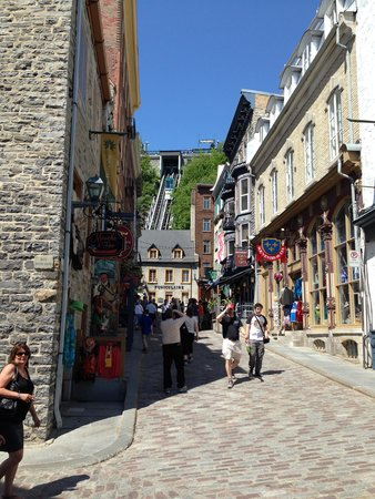 Lower Town (Basse-Ville): Lower Town