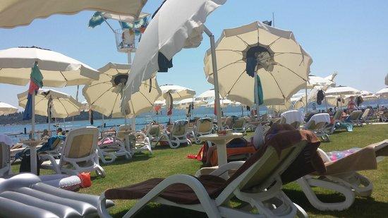 Hotel Mirna - LifeClass Hotels & Spa : Meduza beach