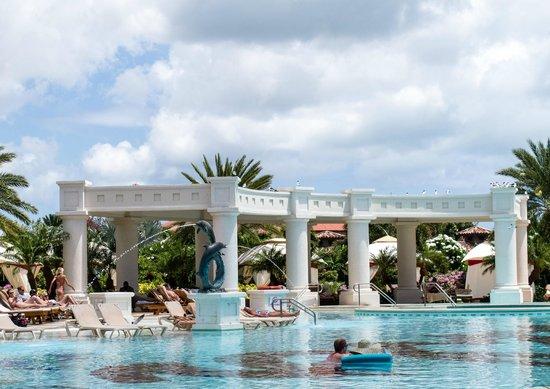 Sandals Grande Antigua Resort & Spa : Pool