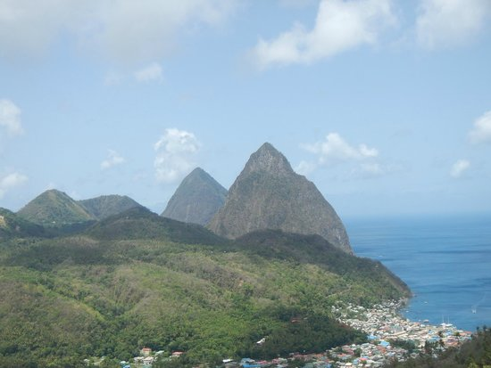 Cosol Tours: Pitons