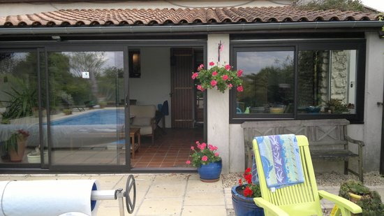 Semoussac, Francia: La Vieille Grange
