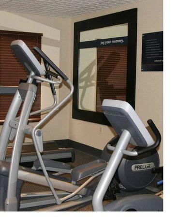 Hampton Inn Ashtabula : Fitness Room
