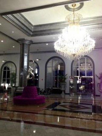 Hotel Riu Palace Mexico: Lobby