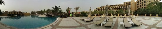 Hilton Ras Al Khaimah Resort & Spa: One of the 5-6 pools around the Resort