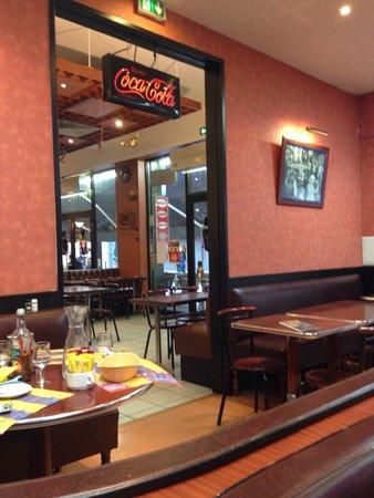 New Orleans Cafe : Salle du Restaurant