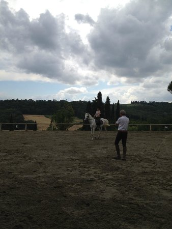 Il Paretaio: Lesson with Giovanni on Zarish