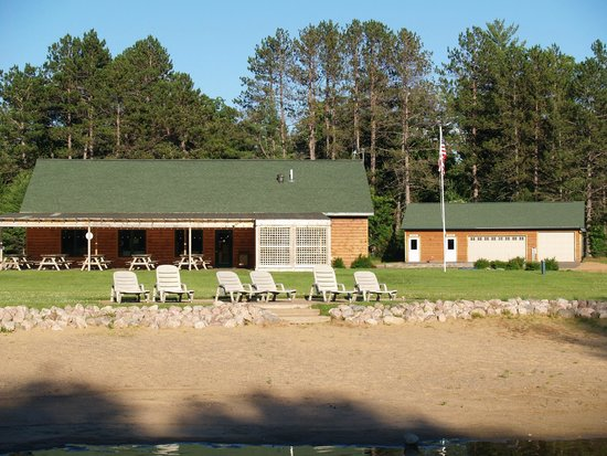 Hi-Pines Campground : Clubhouse