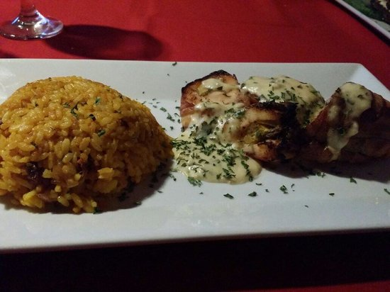 Platos Restaurant & Bar : Delicious