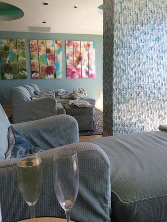 One Ocean Resort & Spa : Relazation area at spa