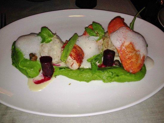 """DOX Restaurant : """"königsberger klopse"""""""