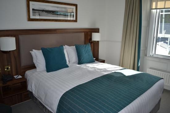 Actons Hotel: kamer 1 van onze kamer