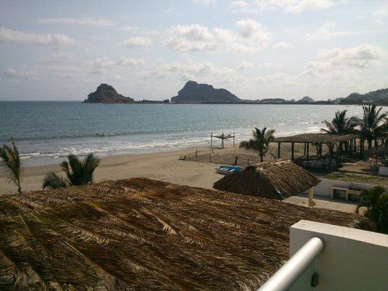 Maria Coral Hotel: Vista 2 desde la habitación