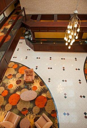 Radisson Hotel Detroit-Farmington Hills: Hotel Lobby