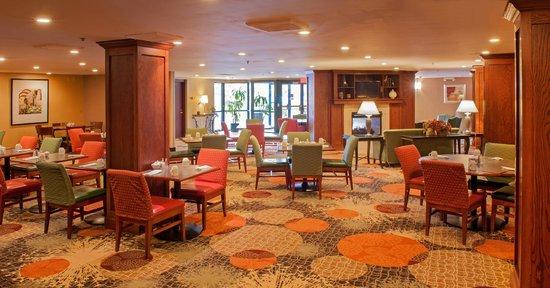 Radisson Hotel Detroit-Farmington Hills: Breakfast Area