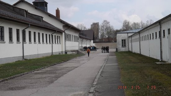 Dachau Concentration Camp Memorial Site: Larry's Pictures