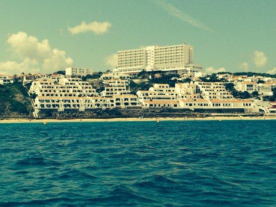 Fiesta Hotel Castell Playa: Fiesta hotel in its glory