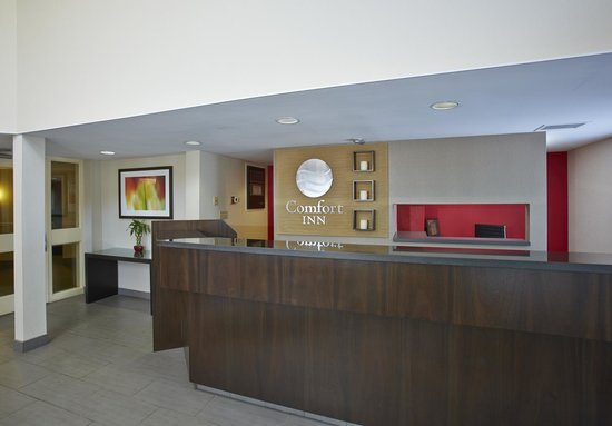 Comfort Inn Airport East : Welcome to the Hotel