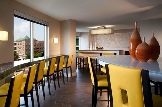 Sugar Land Marriott Town Square: Concierge Lounge