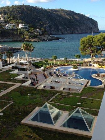 Olimarotel Gran Camp de Mar: view from balcony