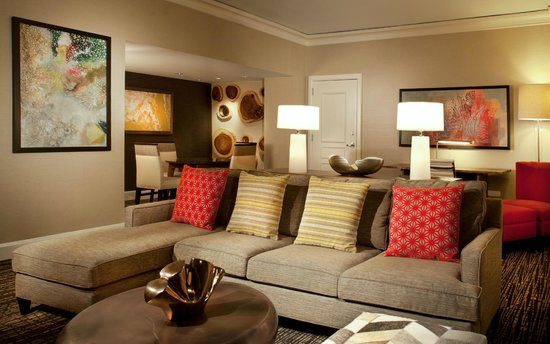 Sugar Land Marriott Town Square: Guest Suite